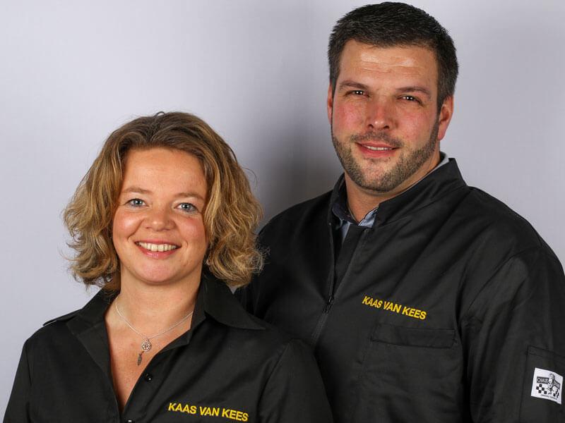 Kees en Joke Donkersteeg van Kaaswinkel Kaas van Kees